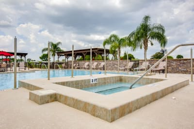 Gulfstream Harbor swimming pool