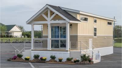 Athens Park Model RVs – Greenmark Tiny Homes