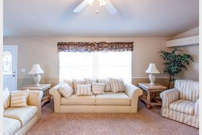 Durango 283 living room