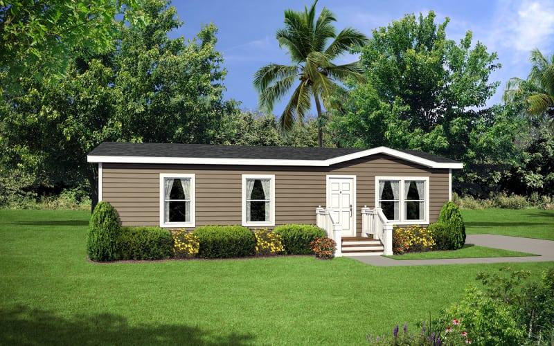 Creekside Manor 8402D Elevation