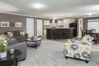 Champion Homes, Dresden TN, Living Rooms
