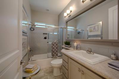Silvercrest Kingsbrook, California - bathroom