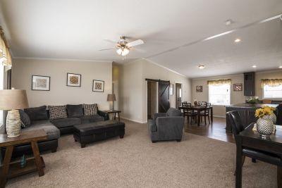Trinity living room