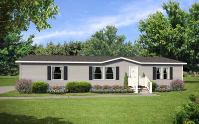 Sheridan 2856A exterior elevation