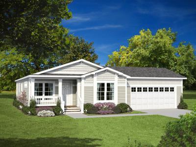 Genesis Homes Model 8