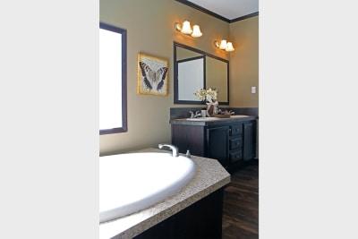 Augusta by Titan Family Direct master bathroom
