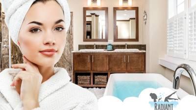 North American Housing, Radiant Spa Bath