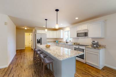 Excel Homes Kitchen