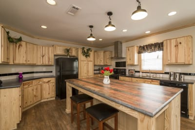Brazos XL kitchen