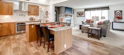 Redman Homes, York, Nebraska, mobile homes