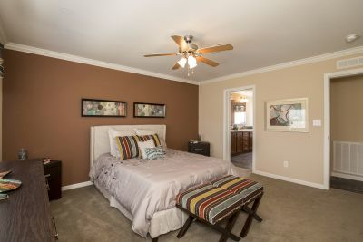 Bethpage master bedroom