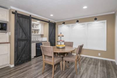 Ridgecrest 6010 dining room