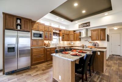 Enterprise FH64 kitchen