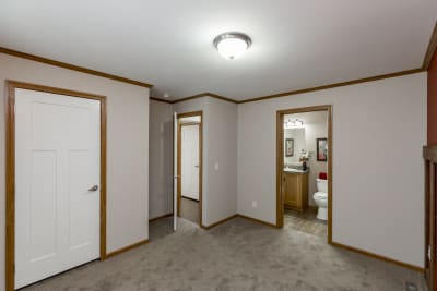 The Manning 506 master bedroom