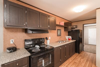 Redman 1466A kitchen