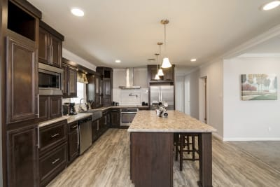 Hillcrest IV Ultimate Kitchen Two