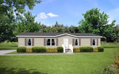 Sheridan 2852A exterior elevation