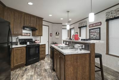 Fortune Homes, Indiana, Kitchens