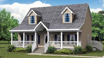 Blueridge by North American Housing