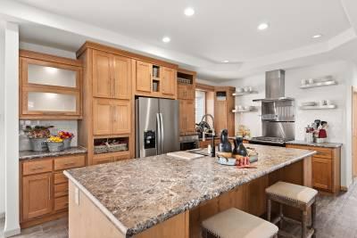 Champion Homes, York NE, Kitchen