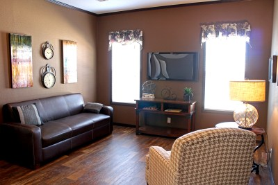 Augusta by Titan Family Direct media room