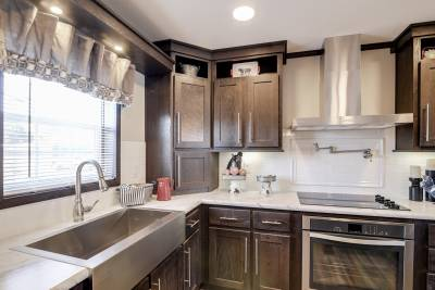 Ultimate Kitchen Two | Redman Homes - Pennsylvania