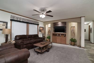Fortune Homes, Indiana, Living Rooms
