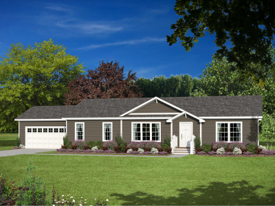 Genesis Homes - Model 1