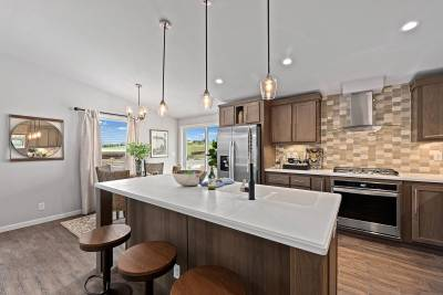Champion Homes, York NE, Kitchens
