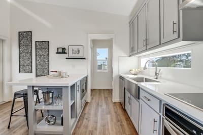 Urbaneer ADU by Genesis Homes - kitchen
