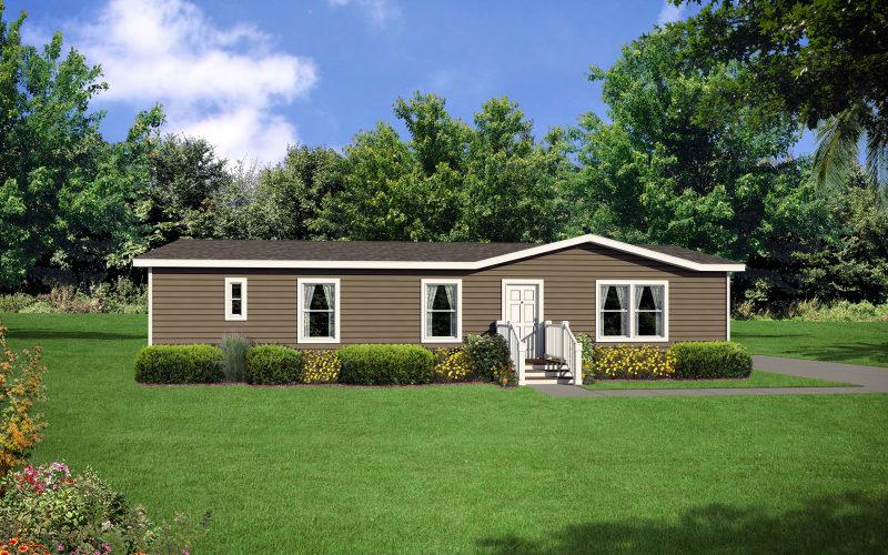 Creekside Manor 3523L Elevation