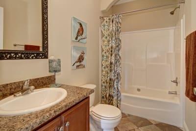 Harnett bathroom