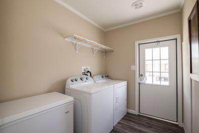 Bethpage utility room