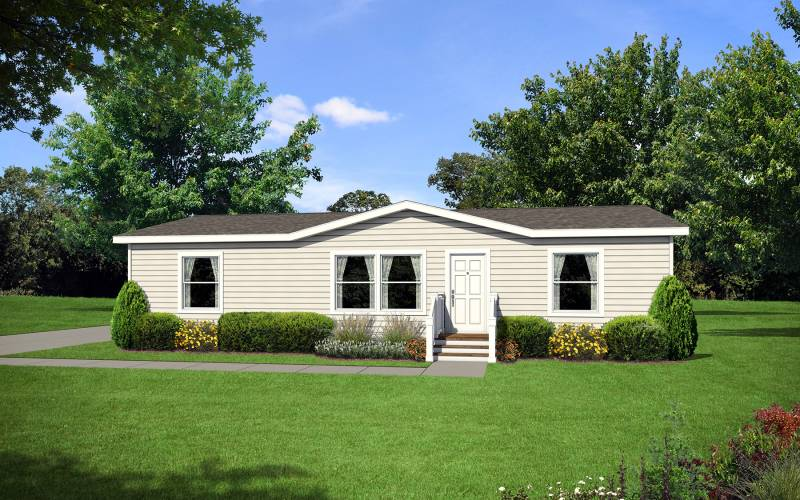 Creekside Manor 4483B Elevation