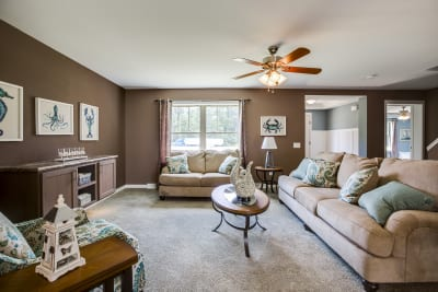 New Era Amherst 3.0 living room