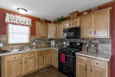 The Manning 506 kitchen
