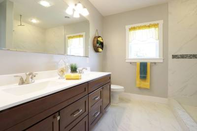 Excel Homes bathroom