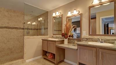 North American Housing, Bathrooms