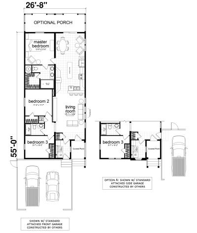 Genesis Homes - Model 6