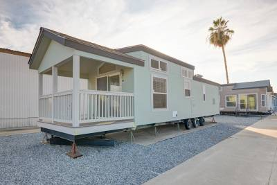 Redman Homes, Lindsay, California, Park Model RVs