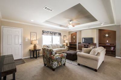 Bethpage living room