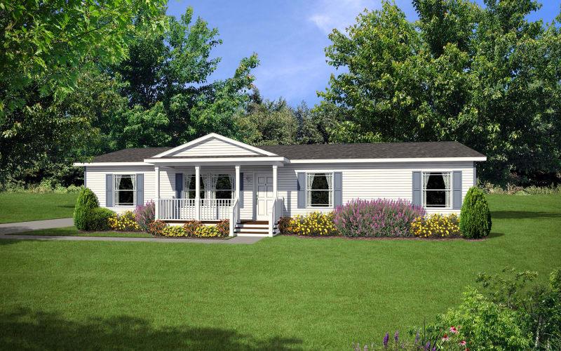 Premier 256 Multi-section Modular Home