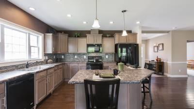 New Image, Kitchens