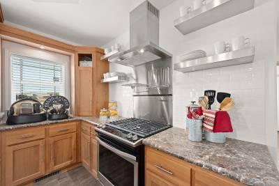 Champion Homes, York NE, Ultimate Kitchen Three