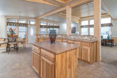 American Freedom 3263 kitchen island