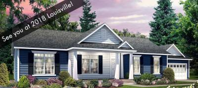 All American Homes debuts at 2018 Louisville Housing Show!