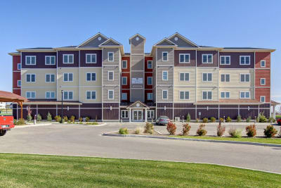 Multi-family, Halliburton Apartments