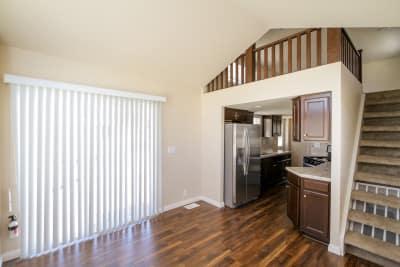 Sierra Limited SL09 living room and loft