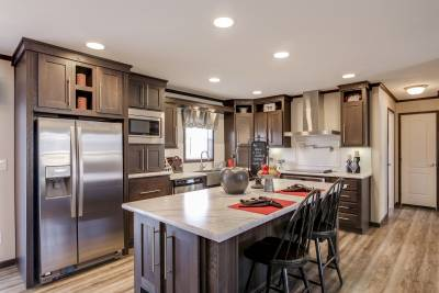Redman Homes, Ephrata PA, Ultimate Kitchen Two