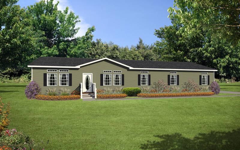 Dutch 3978 - Chesapeake - Dutch Housing | Champion Homes